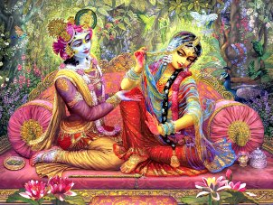 Sri Sri Radha and Krishna