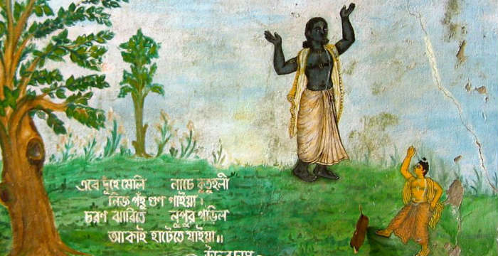Raghunandan meeting Abhiram thakur